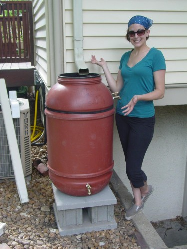Rain Barrel Farmington Minnesota