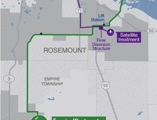 MetCouncil advances proposed wastewater reuse facility for southeast metro