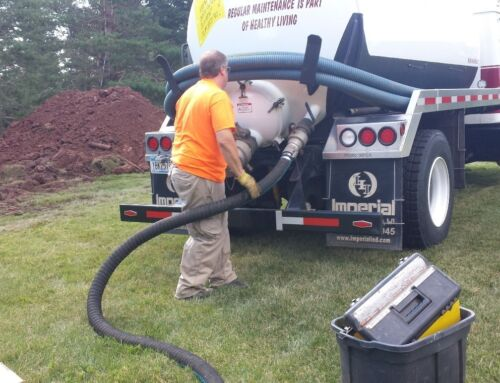 Checking Septic Systems helps Protect against Bacteria Pollution