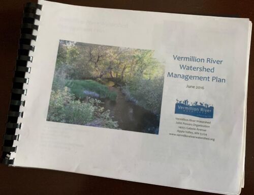 Watershed Management Plan Proposed Amendment