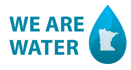 We Are Water Logo
